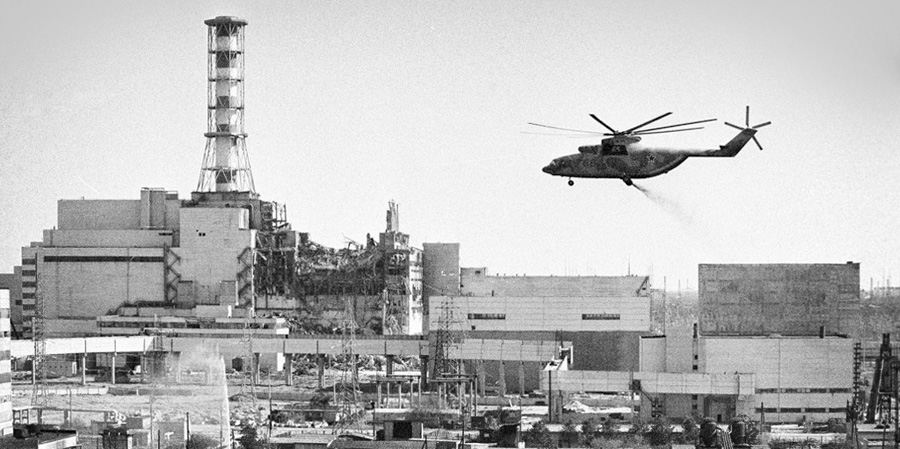 an analysis of the chernobyl meltdown on april 1986 After eyewitnesses reported seeing two major explosions on april 26, 1986 nuclear explosion came first could rewrite the timeline of the chernobyl disaster.